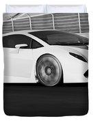 Lamborghini Sesto Elemento - 21 Duvet Cover