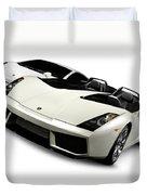 Lamborghini Super Cars Duvet Cover