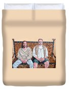 Lament For Donny Duvet Cover by Tom Roderick