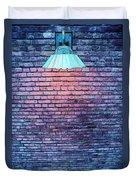 Lamp Light Duvet Cover