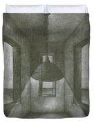 Lamp Duvet Cover