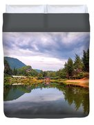 Lampuuk Lake Duvet Cover