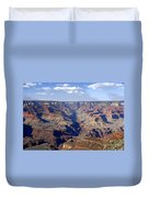Land Of Many Canyons Duvet Cover