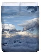 Land Of The Lost Duvet Cover