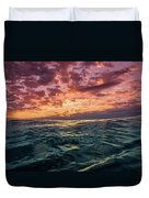 Land Of The Rising Sun Duvet Cover