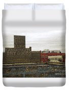 Landauer And Co Dry Goods Duvet Cover