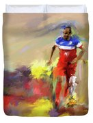 Landon Donovan 545 1 Duvet Cover