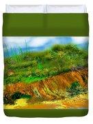 Landscape 012711 Duvet Cover