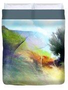 Landscape 02-05-10 Duvet Cover