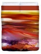 Landscape 022511 Duvet Cover