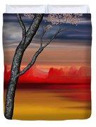 Landscape 090210 Duvet Cover