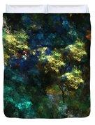 Landscape 10-10-09 Duvet Cover
