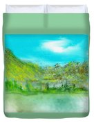Landscape 101510 Duvet Cover