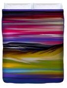 Landscape 7-11-09 Duvet Cover