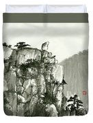 Landscape - 77 Duvet Cover