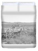 Landscape Galisteo Nm A10k Duvet Cover