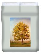Landscape Oil Painting Duvet Cover