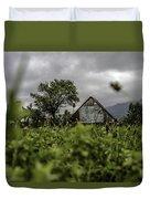 Landscape Photo In Nature Duvet Cover