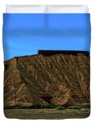 Landscape Scenery Valley Of Fire  Duvet Cover