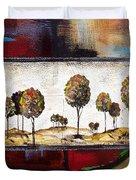 Landscape Vignettes-3 Duvet Cover