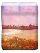 Landscape With Island 008 01 01 2016 Duvet Cover