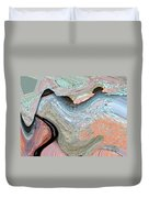 Landscape With Tree Duvet Cover