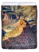 Landscapes At Grand Canyon Arizona Duvet Cover