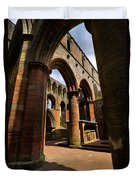 Lanercost Priory Duvet Cover