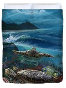 Laniakea Line Up Duvet Cover