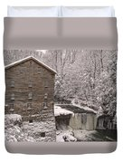 Lanterman's Mill Duvet Cover