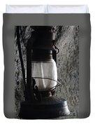 Lantern Blue Duvet Cover