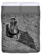Lantern Shadow Duvet Cover