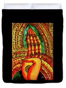 Offering, Lao Collection Duvet Cover