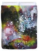 Large Color Fever Art23 Duvet Cover