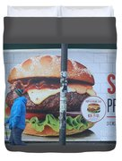 Larger Than Life Duvet Cover