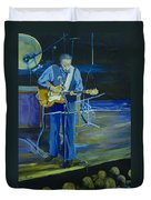 Larry Parypa From The Sonics Duvet Cover