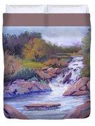 Larsen Falls Duvet Cover