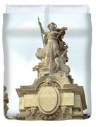 L'art At Grand Palais Duvet Cover