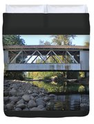 Larwood Bridge Duvet Cover