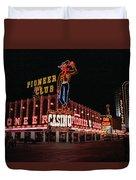Las Vegas 1983 #1 Duvet Cover