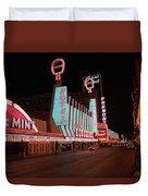 Las Vegas 1983 #4 Duvet Cover