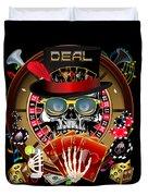 Las Vegas Casino 2 Duvet Cover