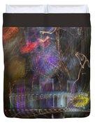 Las Vegas Strip 2182 Duvet Cover