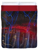 Las Vegas Strip 2302 Duvet Cover