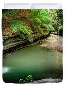 Lasalle Canyon Pool Duvet Cover