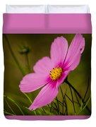 Last Flower Duvet Cover