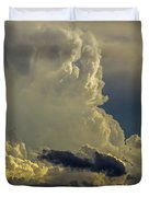 Last Storm Chase Of 2017 002 Duvet Cover