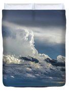 Last Storm Chase Of 2017 004 Duvet Cover