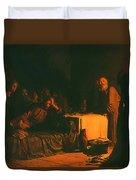 Last Supper Duvet Cover