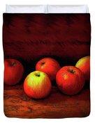 Late Harvest Duvet Cover